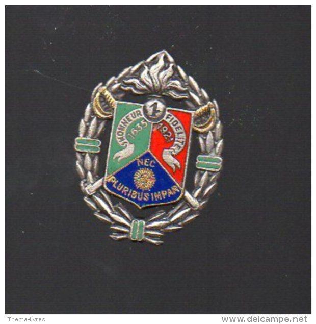Insigne  Légion étrangère   Sans L´épingle  (ILE13) - Badges & Ribbons