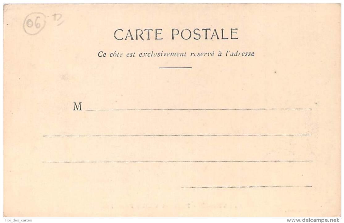 06 - Vence - Porte Et Vieille Fontaine (plaque Chocolat Menier) - Vence