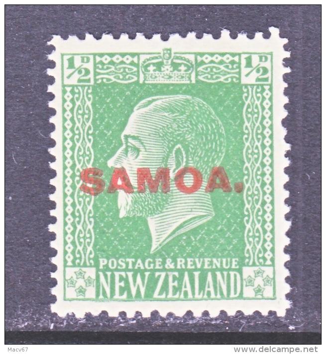 SAMOA  127    * - Samoa