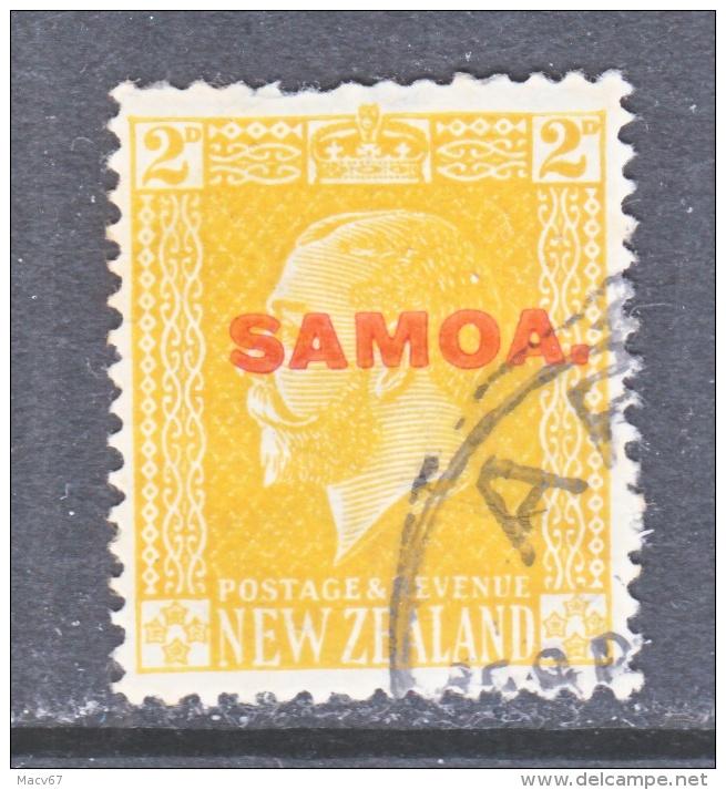 SAMOA  130     (o) - Samoa