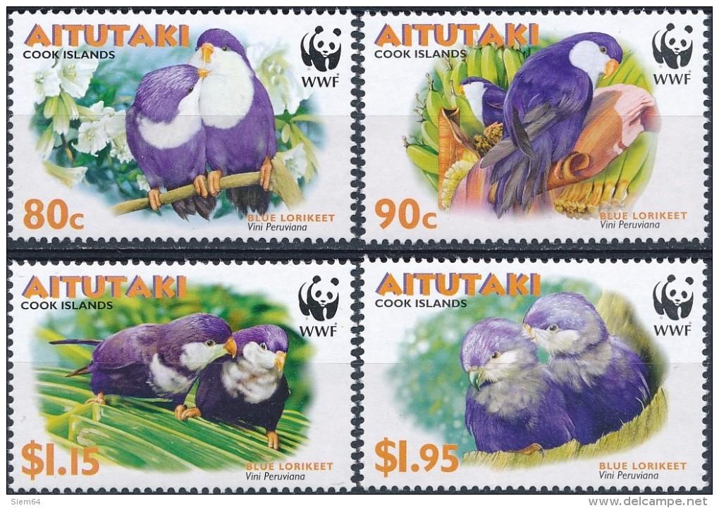 Aitutaki Birds - Vogels