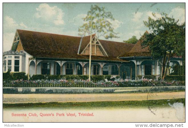 TT TRINIDAD / Savanna Club, Queen's Park West / - Trinidad
