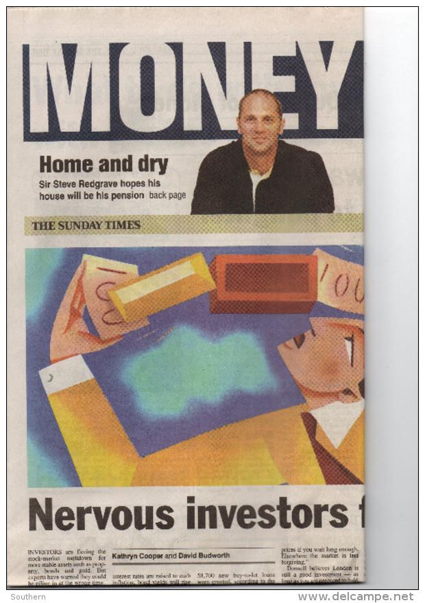 The Sunday Times -MONEY 6  - 02/02/2003 - BE - Nouvelles/ Affaires Courantes