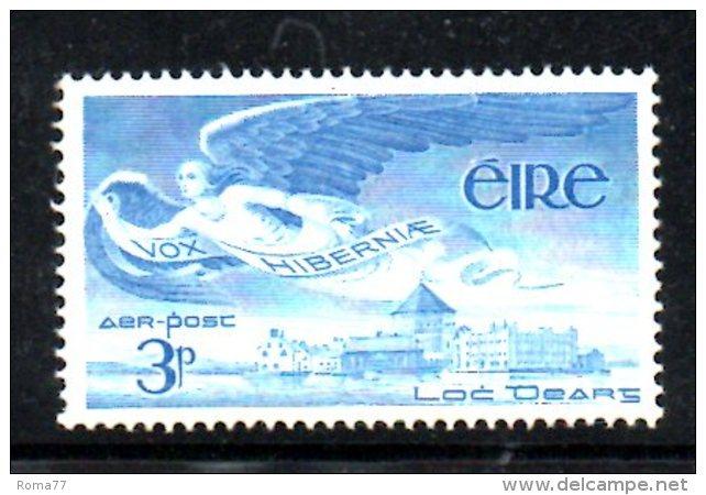 Y1892 - IRLANDA  , Posta Aerea Unificato N. 2  ***  MNH - Posta Aerea