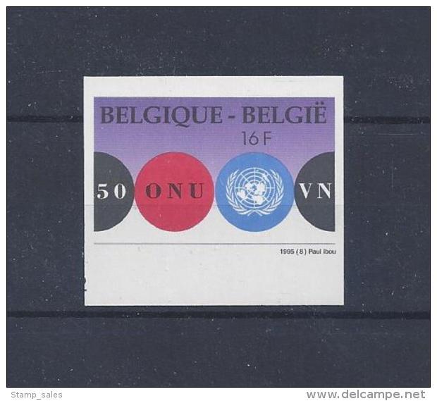 N°2601ND (genummerd 494) MNH ** POSTFRIS ZONDER SCHARNIER COB € 12,50 SUPERBE - Belgique