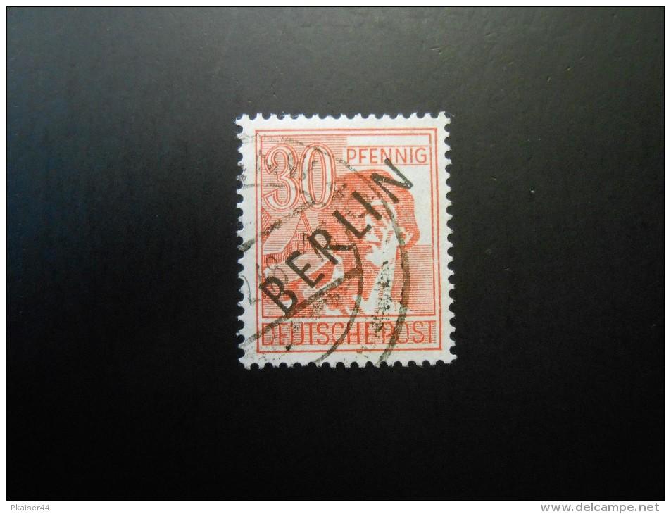 Berlin (West)  Mi11 - 30Pf -  Freimarken 1948 - MI € 10,00 - [5] Berlin