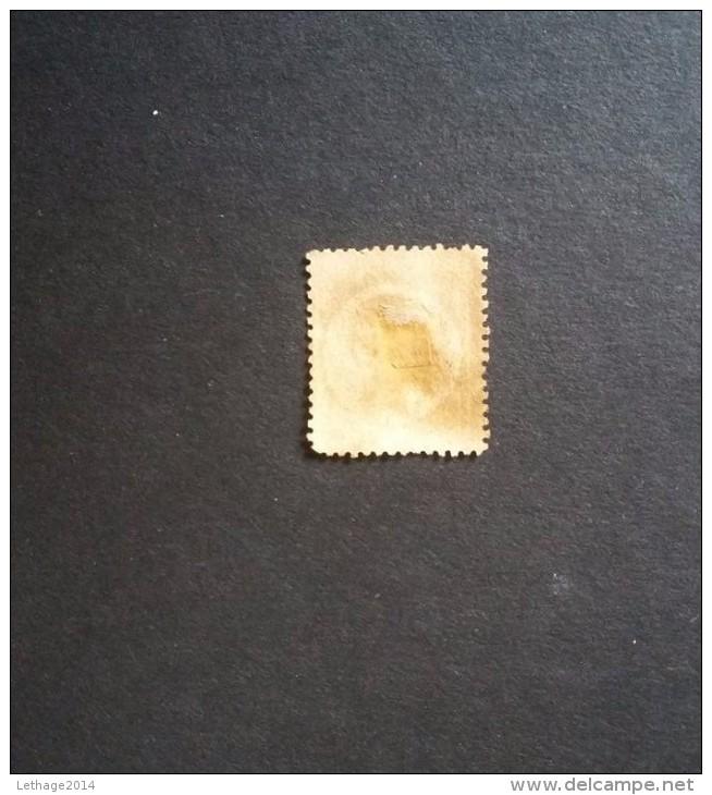 STAMPS FRANCIA 1862 NAPOLEONE III 40 ORANGE PALE N.23a  (YVERT) - 1862 Napoleon III