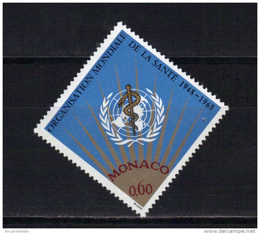 Monaco Timbre De 1968 N°769   Timbres Neuf ** - Monaco