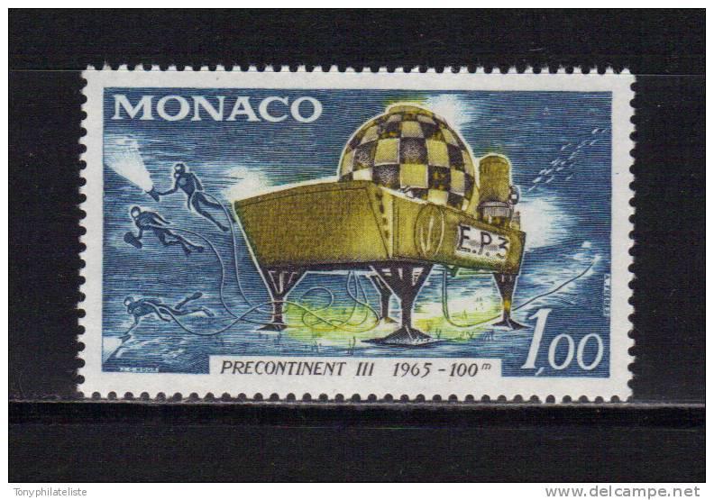Monaco Timbres De 1966  N°705  Timbres Neuf ** - Monaco