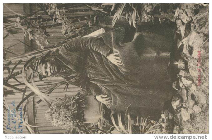 TT DIVERS / Native Of Trinidad / - Trinidad