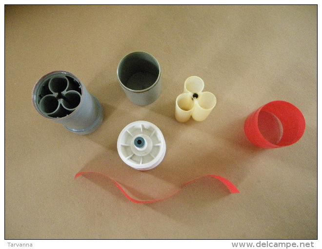 Grenade Lacrymogène Modèle G1 Inerte Avec Son Dispositif De Retard Pour Le Tir à 100 Mètres. - Equipement