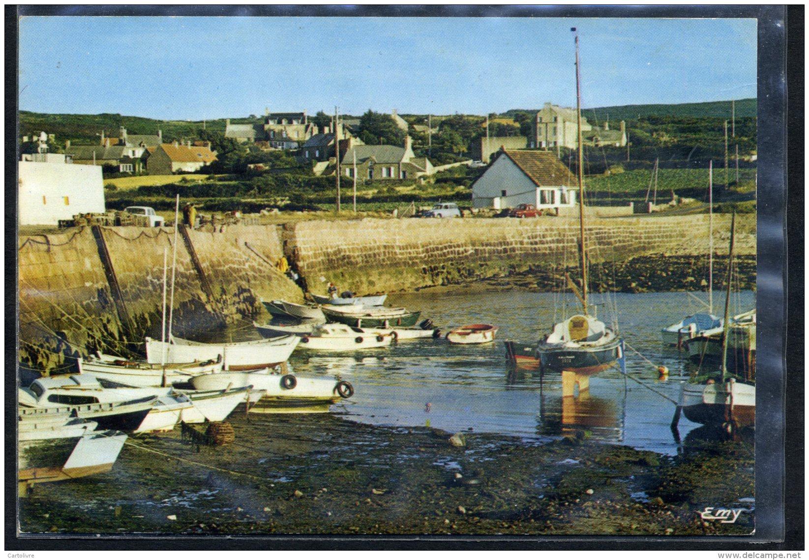 50 FERMANVILLE ... Le Port Du Cap Lévy - Autres Communes