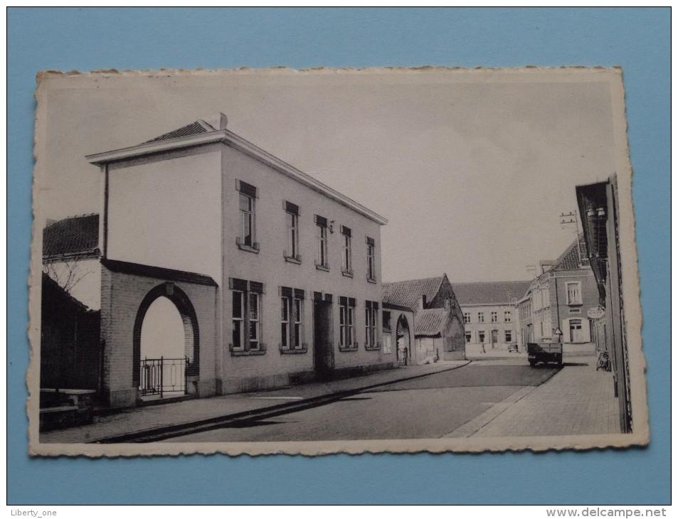 Rue Jean Lefebvre - Maison Communale ( J. Durieux-Lahousse ) Anno 19?? ( Zie Foto Voor Details ) !! - Estaimpuis