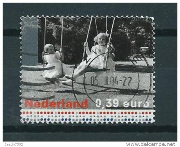 2003 Netherlands Royal Family Used/gebruikt/oblitere - Periode 1980-... (Beatrix)