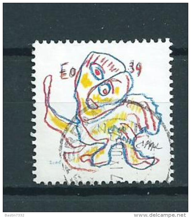2005 Netherlands Card Week Used/gebruikt/oblitere - Periode 1980-... (Beatrix)