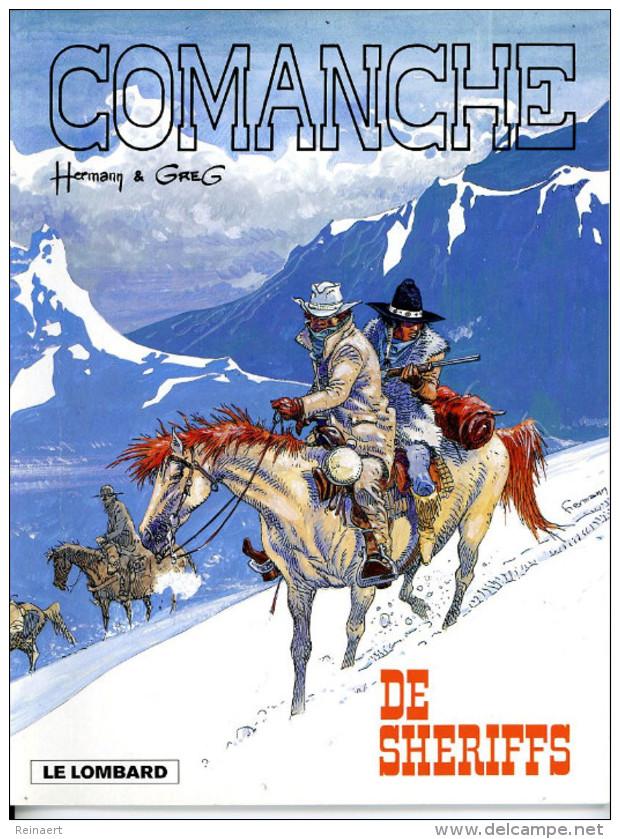 Comanche - De Sheriffs (1999) - Comanche