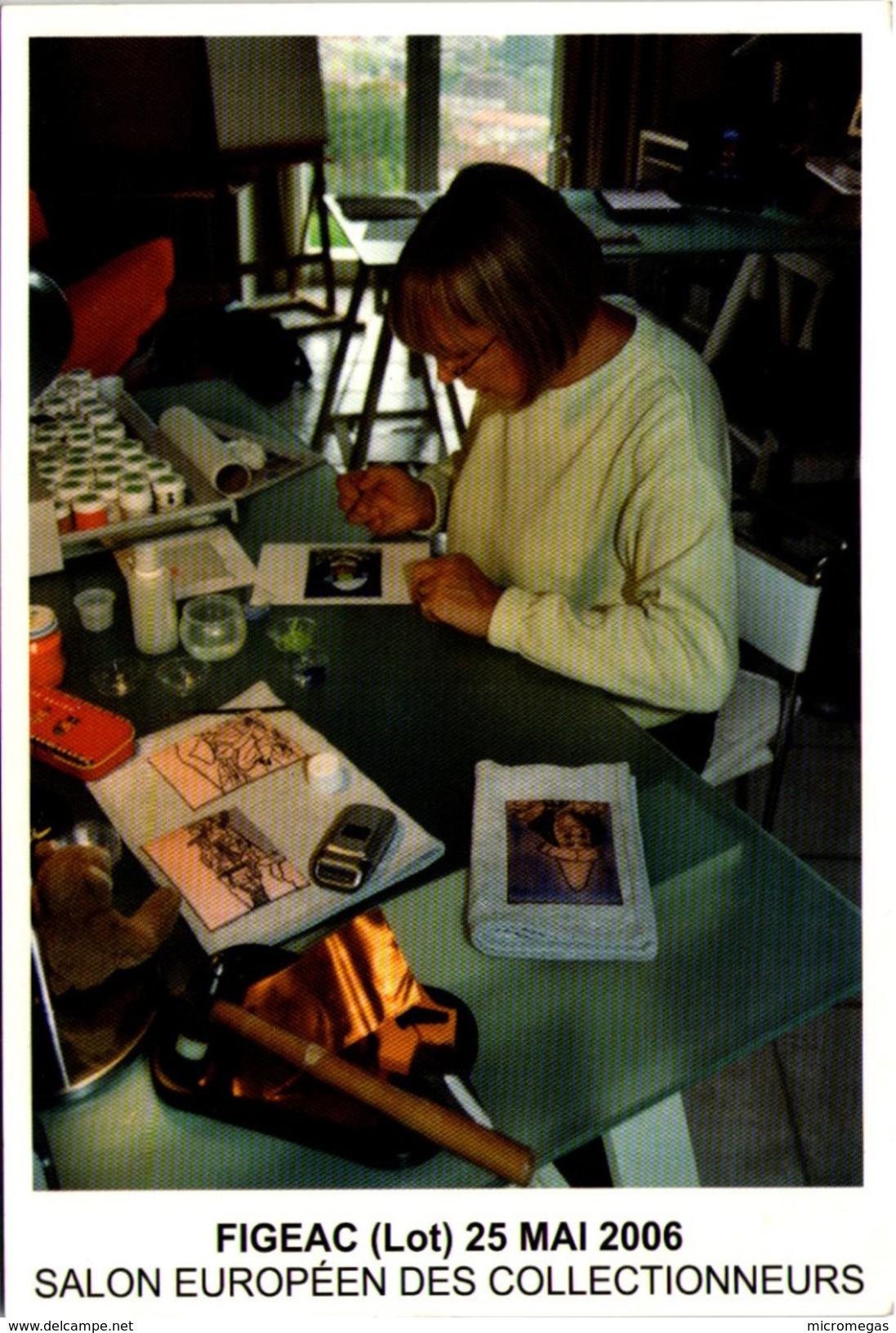 FIGEAC 25 Mai 2006 - Salon Européen Des Collectionneurs - Bourses & Salons De Collections