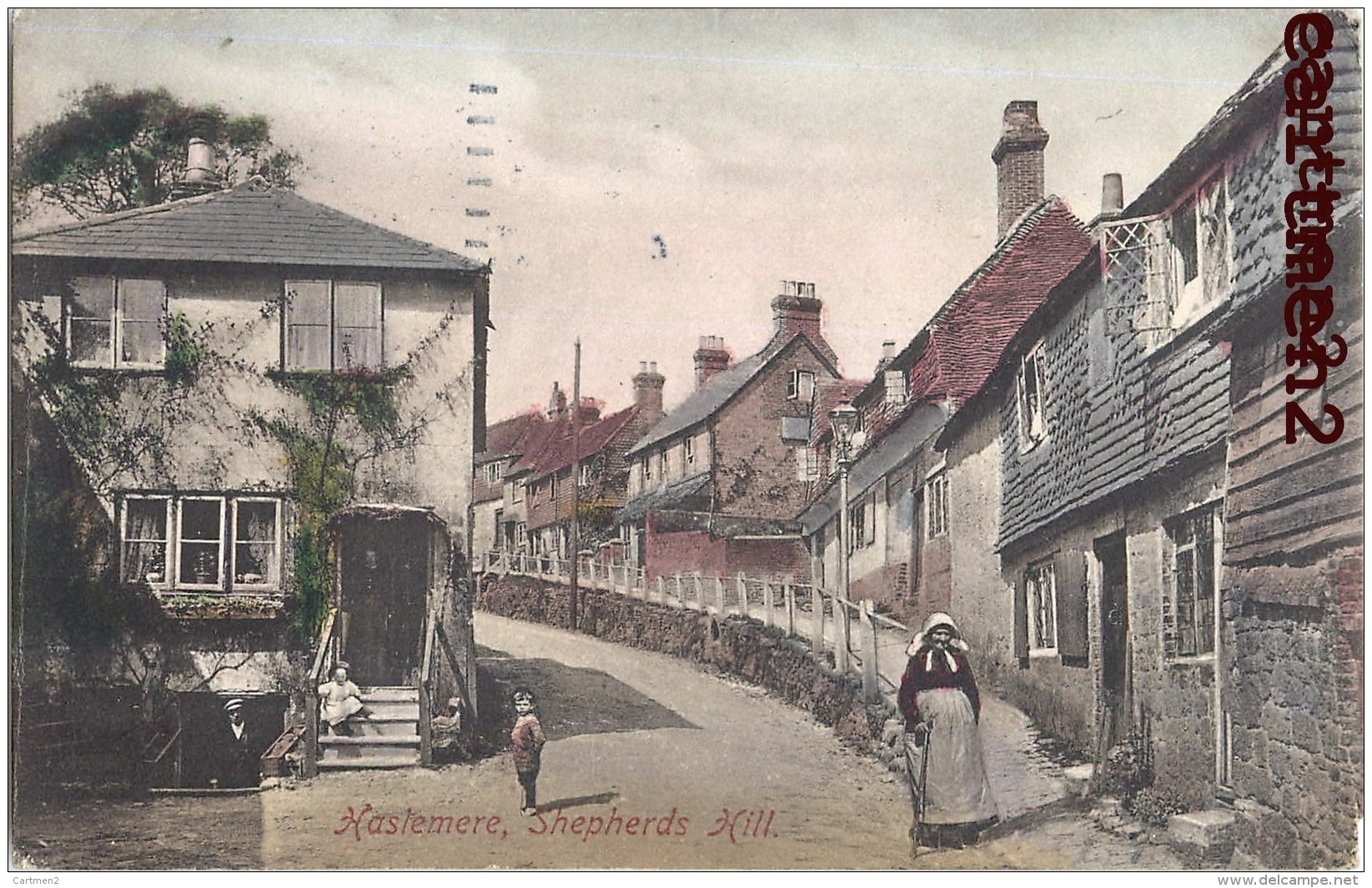 HASLEMERE SHEPHERDS HILL SURREY ENGLAND - Surrey