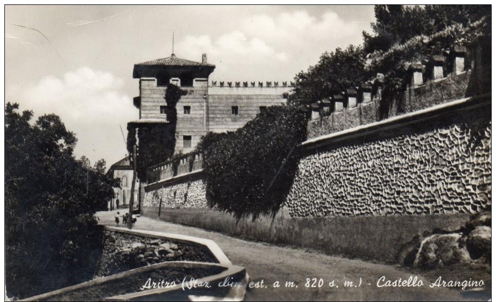 ARITZO Castello Arangino - Nuoro