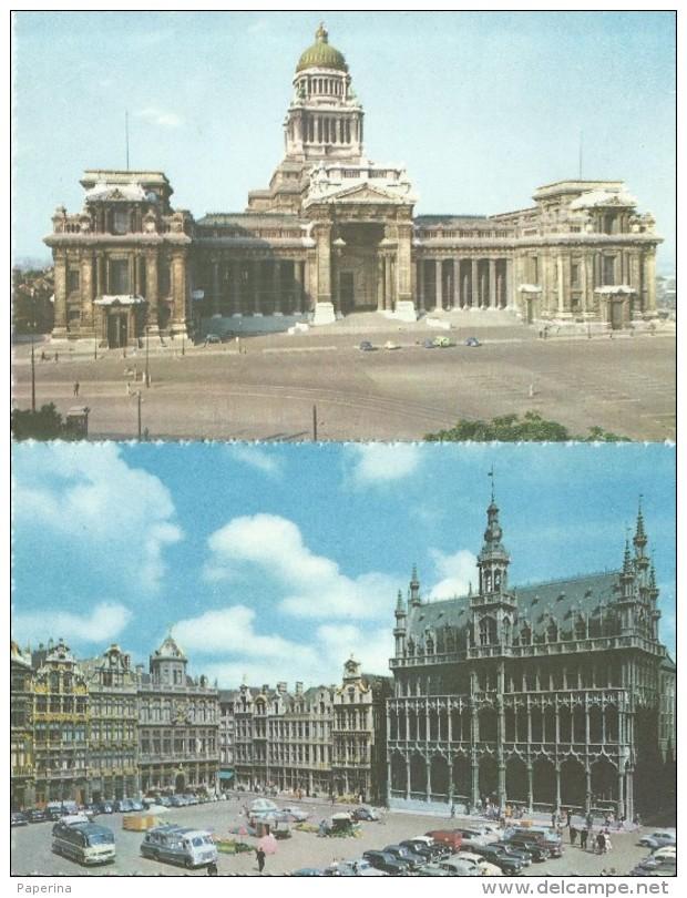 2 CART. BRUXELLES (6) - Belgio
