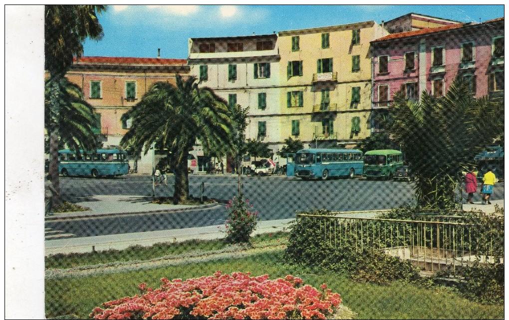 SASSARI Emiciclo Garibaldi - Sassari