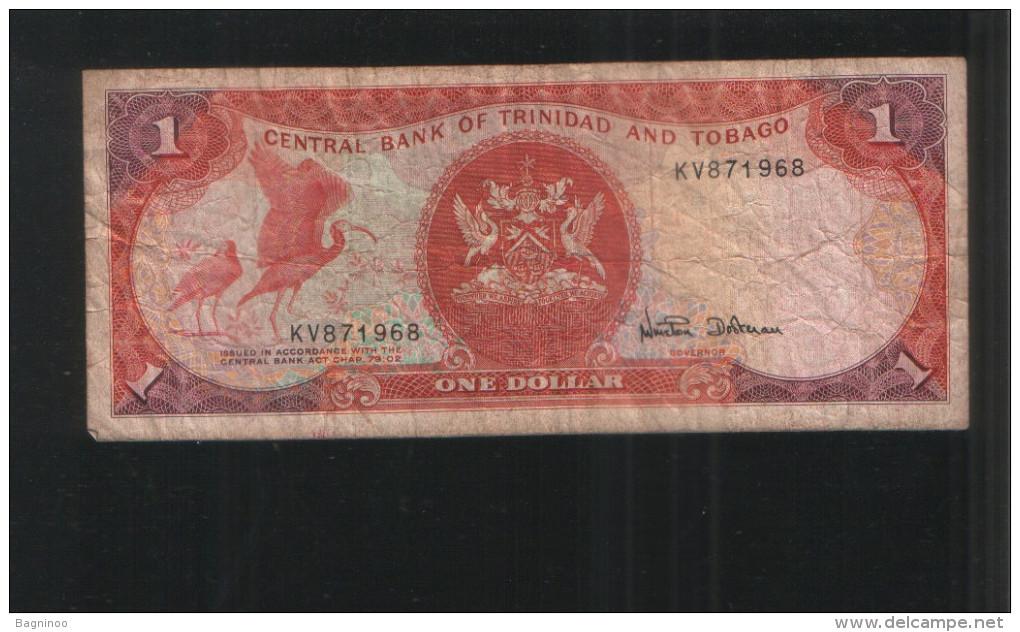 TRINIDAD AND TOBAGO 1 DOLLAR - Trinidad & Tobago