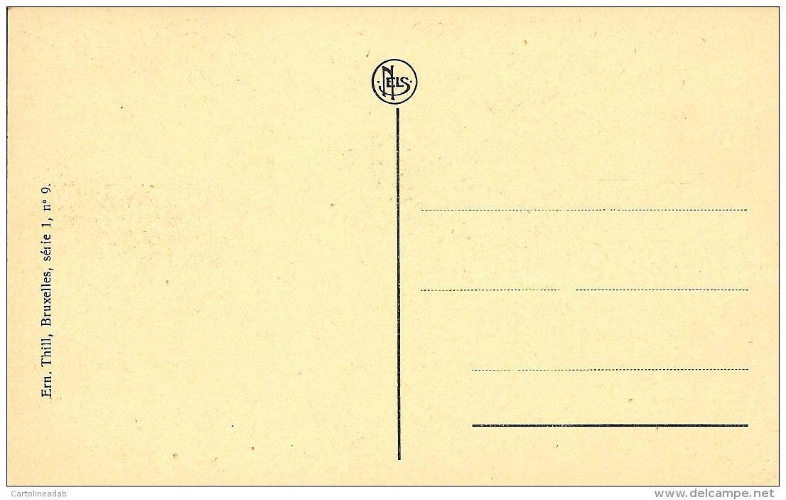 [DC2760] CPA - BELGIO - BRUXELLES - EGLISE SAINTE GUDULE - Non Viaggiata - Old Postcard - Monumenti, Edifici