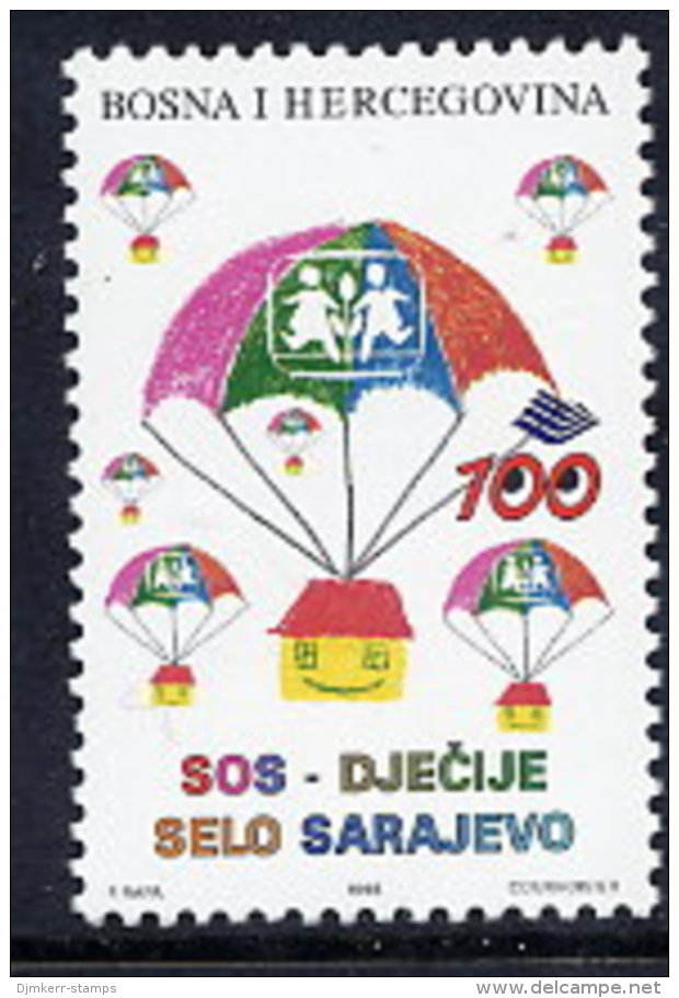 BOSNIA & HERCEGOVINA (Sarajevo) 1996 Children's Week MNH / **.  Michel 65 - Bosnia And Herzegovina