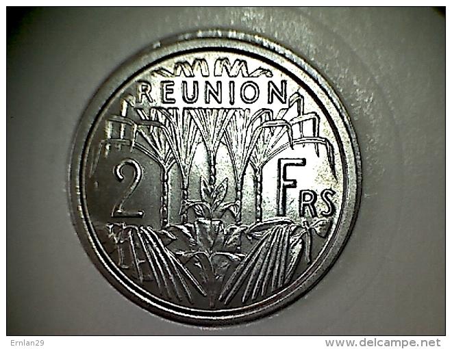 Réunion 2 Francs 1948 - Réunion