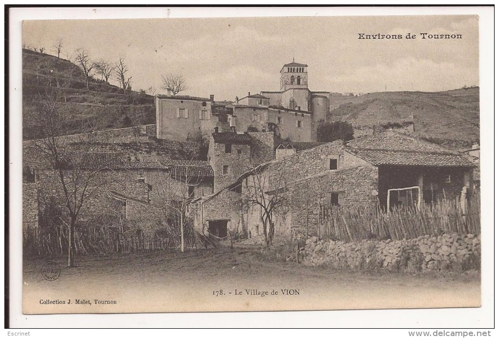 Vion : Le Village - France