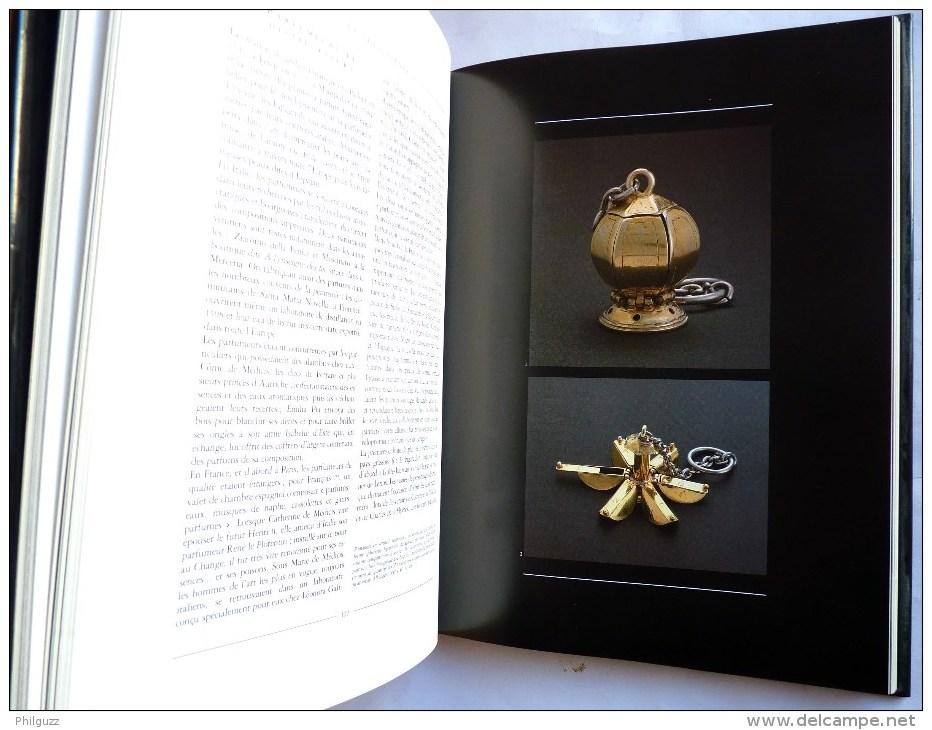 LIVRE HISTOIRE DU PARFUM Collection De La Parfumerie Fragonard G. Pillivuyt - Livres