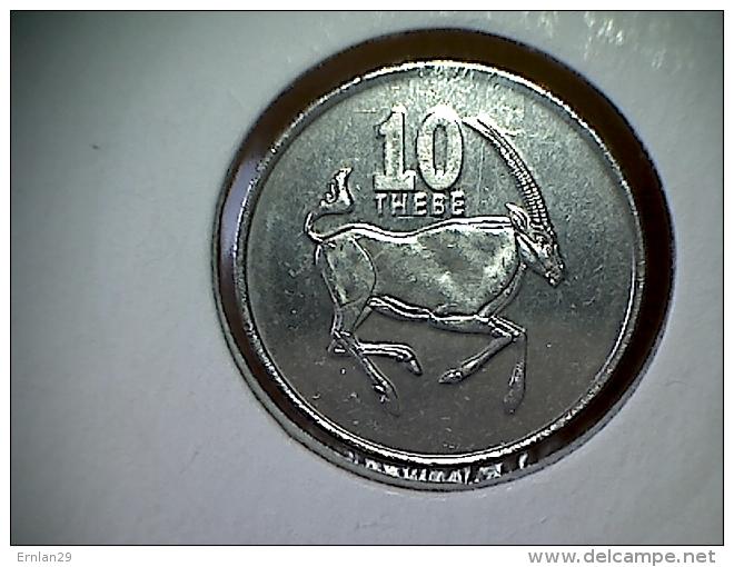 Botswana 10 Thebe 1998 - Botswana