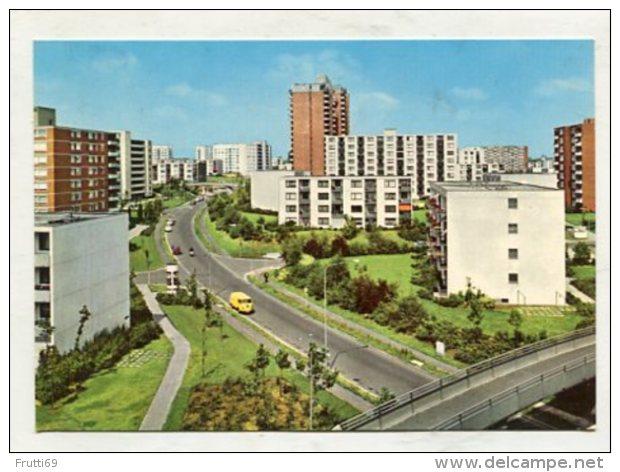 GERMANY - AK 269430 Frankfurt Am Main - Nordweststadt - Frankfurt A. Main