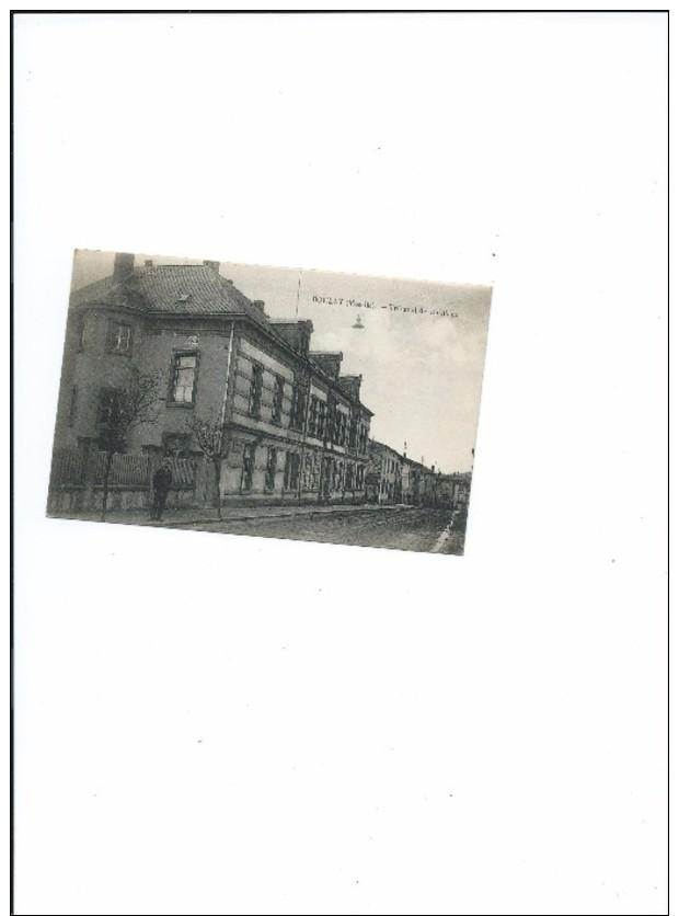 Boulay-Tribunal De Bailliage.(voir Affranchissement) - Boulay Moselle