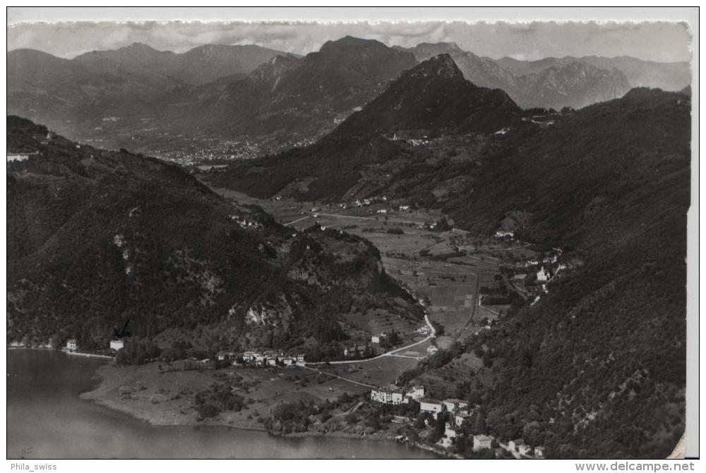 Barbengo (Ticino) E Le Sue Franzioni - TI Tessin