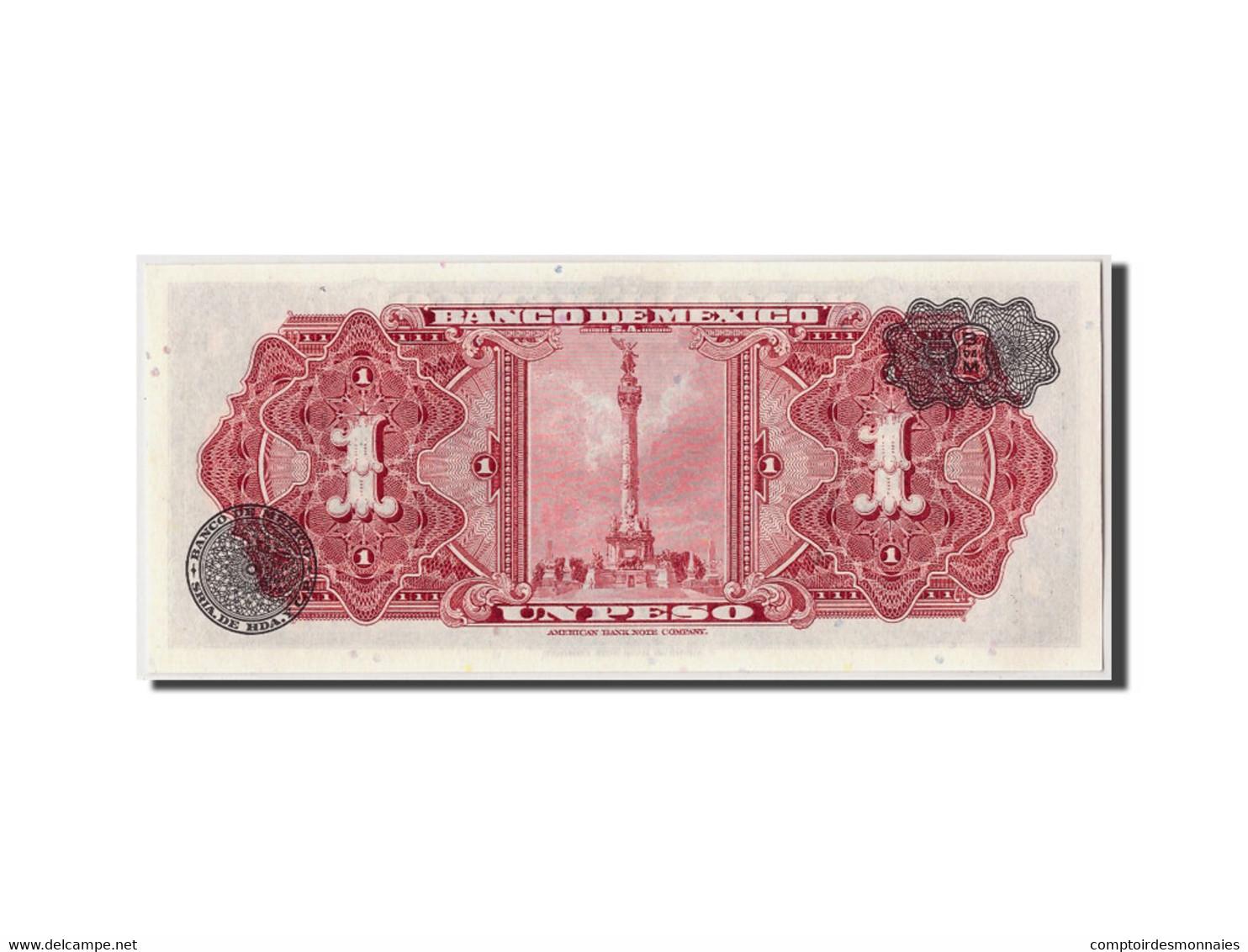 Mexique, 1 Peso, 1970, KM:59l, 1970-07-22, NEUF - Mexique