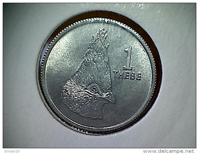 Botswana 1 Thebe 1976 - Botswana