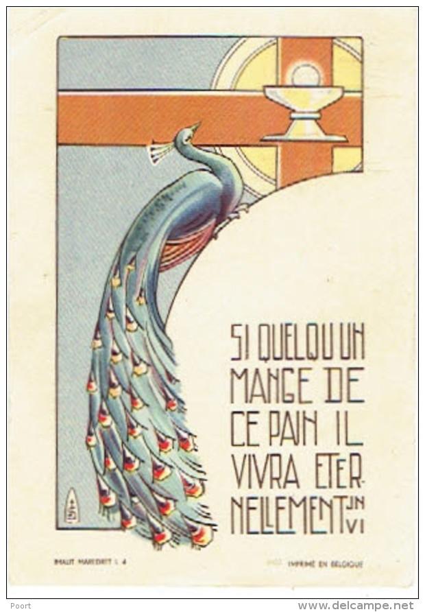 Prachtig Prentje / Image Pieuse / Santini -  (verso : Blanco) - 7,7 X 11 Cm. - Edit. IMALIT MAREDRET L.4 - Devotion Images