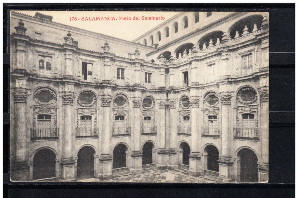 SALAMANCA.PATIO DEL SEMINARIO   NO CIRCULADA. 1910 - Salamanca