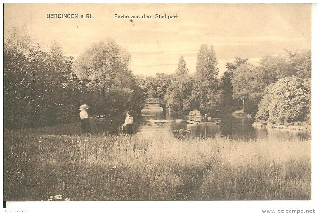 Allemagne Uerdingen - Allemagne