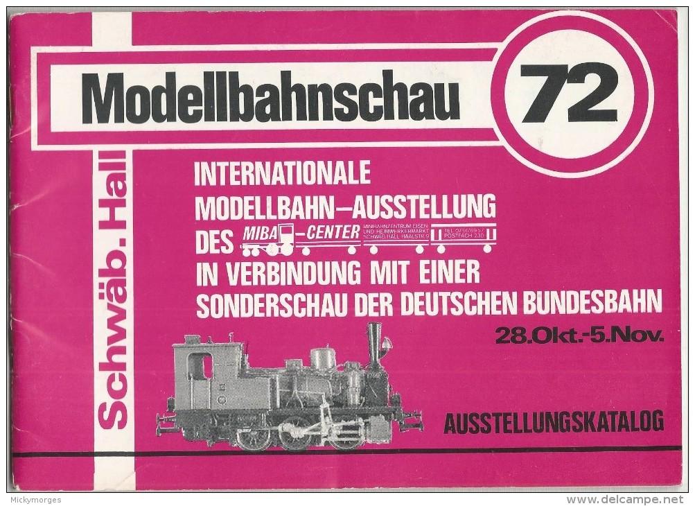Modellbahn Schau 72 - Hobbies & Collections