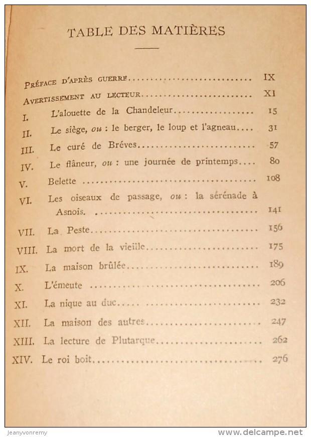 Colas Breugnon. Par Romain Rolland. 1948. - Historique