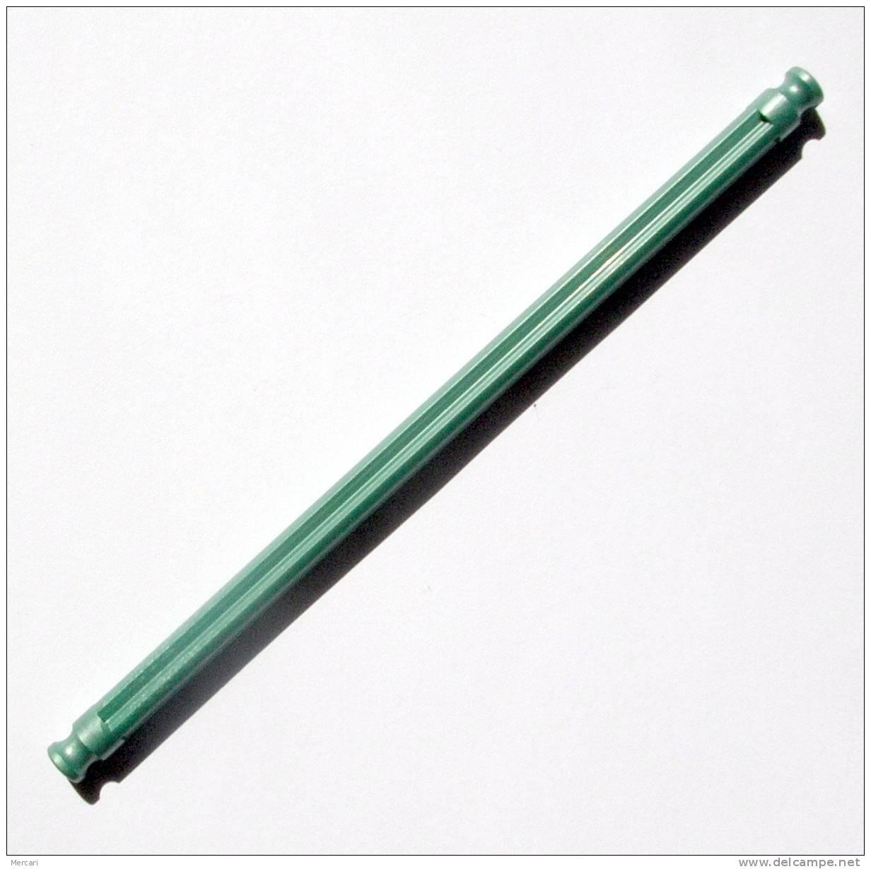 K´nex  Tige  Vert Métalisé 128 Mm - K'nex