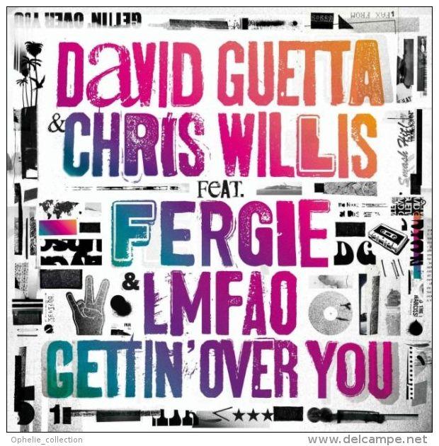 Gettin' Over You David Guetta - Disco, Pop