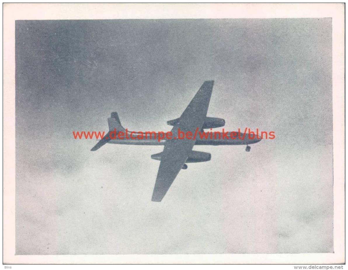 1953 TU Twin Jet (Bosun) A/L 27 - Aviation