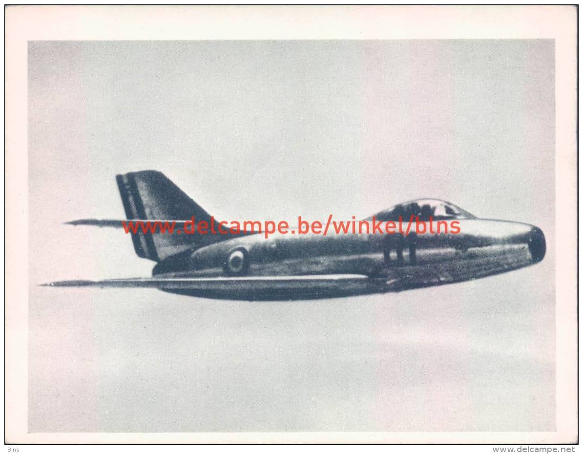 1953 MD 452 Mystere 2C A/L25 - Aviation