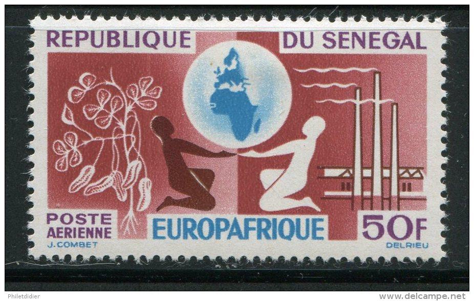 Sénégal P.A Y&T N°42 Neuf Avec Charnière * - Senegal (1960-...)