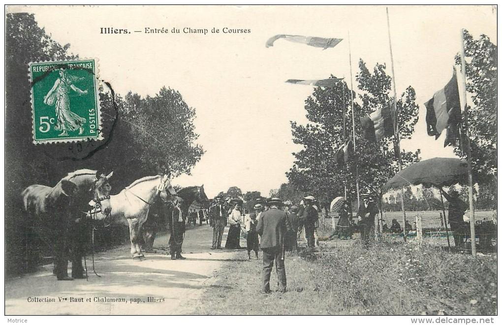ILLIERS - Entrée Du Champ De Courses. - Illiers-Combray