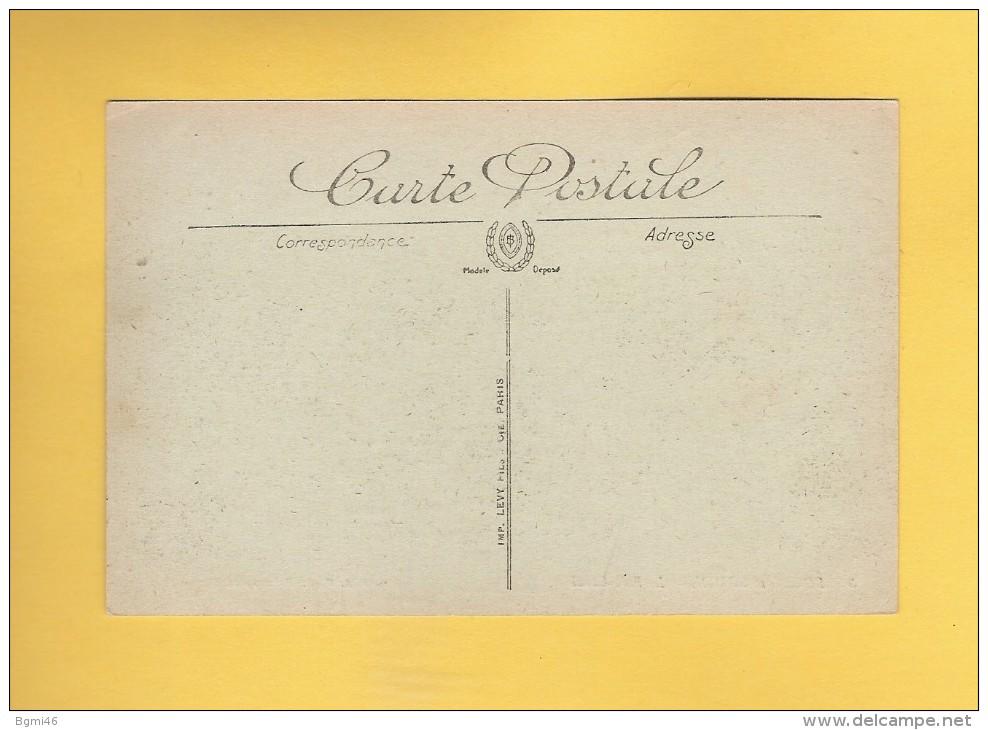 * CPA..dépt 02..BOURG Et COMIN  :  Le Pont - Canal   : Voir Les 2 Scans - France