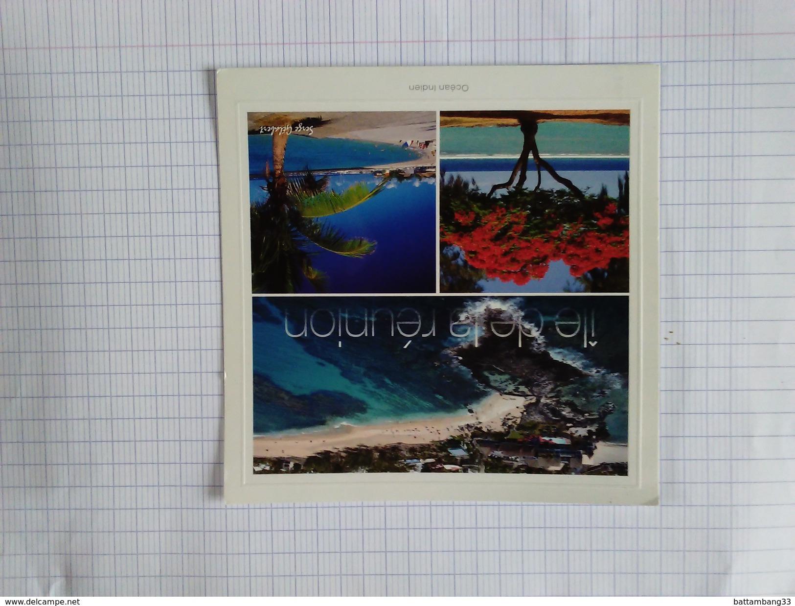 ILe De La Réunion Ocean Indien - La Réunion